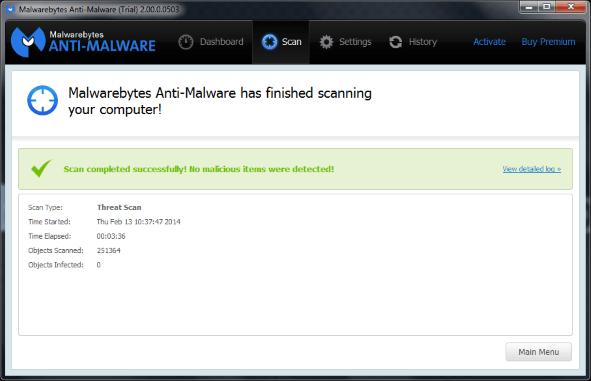 malwarebytes anti malware trial version