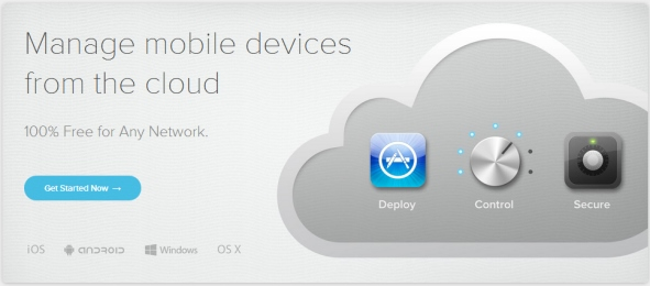Using Meraki's free MDM tools for the mobile devices in your