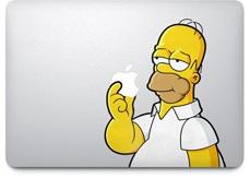 homer macbook