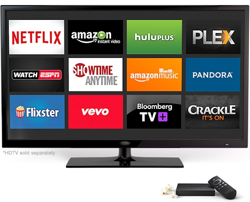 How to sideload Android apps to Amazon's Fire TV - 404 Tech