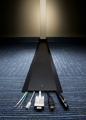 There Are Plenty Of Options With Raceways Including Material Choices Of  Metal, Rubber, And Plastic And Known As Cable Ramps, Cable Guards, Cord  Covers, ...