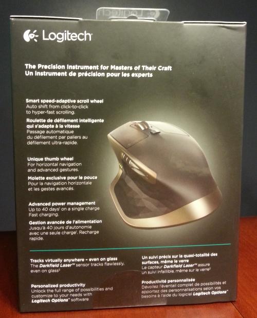 Logitech Mouse Auto Click