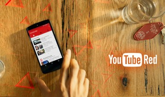 YouTube Red offers an ad-free experience at $9.99/month