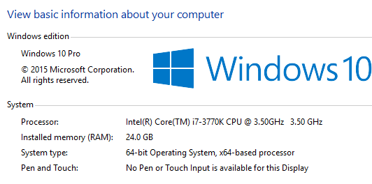 Win10System