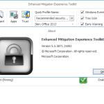 Microsoft releases EMET 5.5