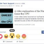 Facebook Reactions to extend the 'Like' button are live