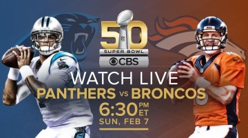 How to stream Super Bowl 50