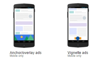 Google AdSense introduces mobile-only ad formats in beta