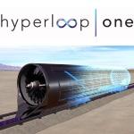 Hyperloop One demonstrates Propulsion Open Air Test