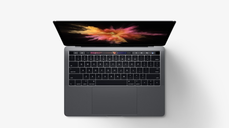 Apple event removes ports and adds Touch Bar to new MacBook Pro