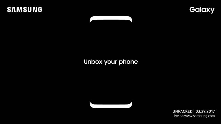 Next Samsung Galaxy will be unveiled March 29th