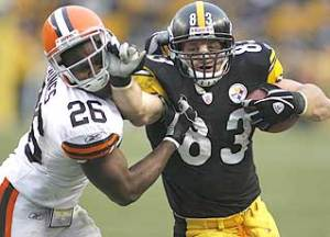 Browns / Steelers Rivalry