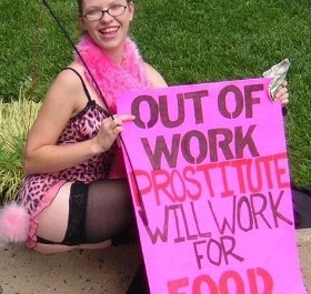 Will Prostitute For Food