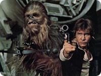 Chewie & Han