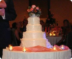 I Poked The Wedding Cake