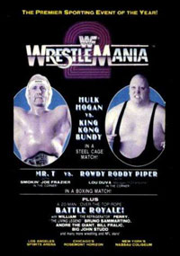 WrestleMania 2 – Let's Try That Again