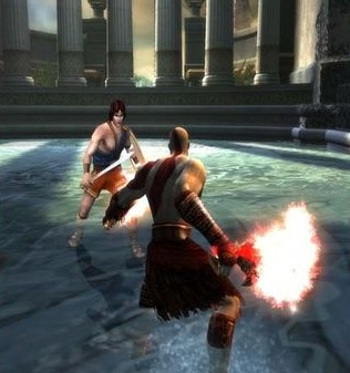 Kratos vs. Perseus