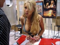 Katie Morgan @ The 2006 AVN Show