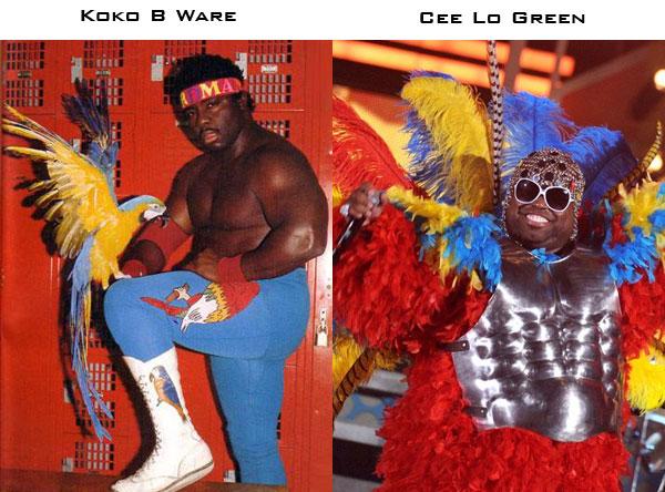 Koko B. Ware & Cee Lo Green
