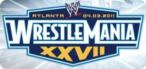 WrestleMania 27 Logo