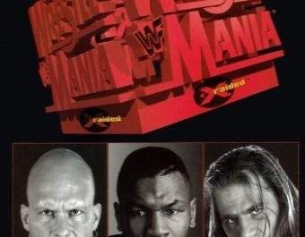 WrestleMania XIV Poster
