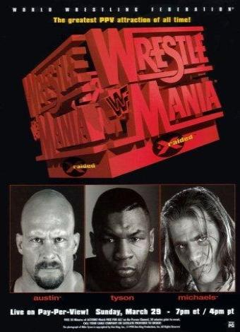 WrestleMania XIV – The Attitude Era Begins With Tyson