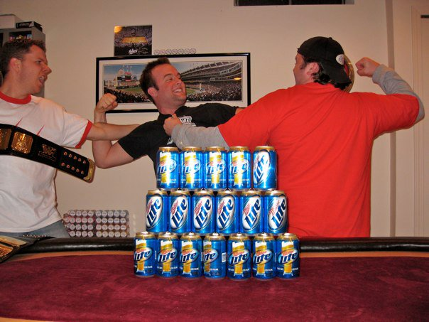 Beeramid 2011 - Row #3