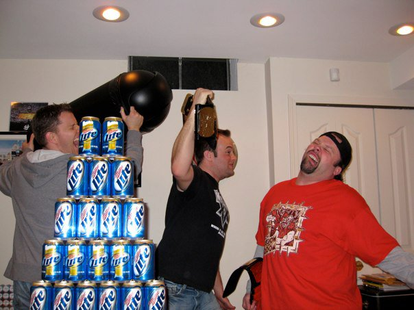 Beeramid 2011 - Row #6