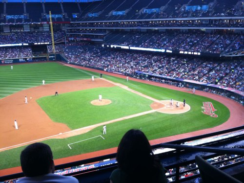 The View From The Indians Social Suite