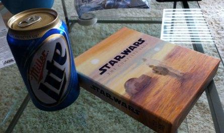 Miller Lite & Star Wars On Blu Ray
