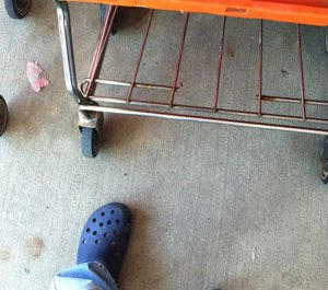 My Crocs At The Home Depot
