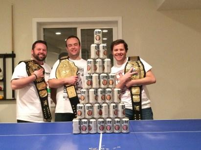 Beeramid 2016 - WrestleMania 32