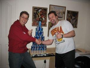 Beeramid 2007 - WrestleMania 23