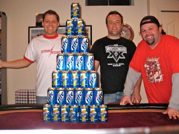 Beeramid 2011 - WrestleMania 27