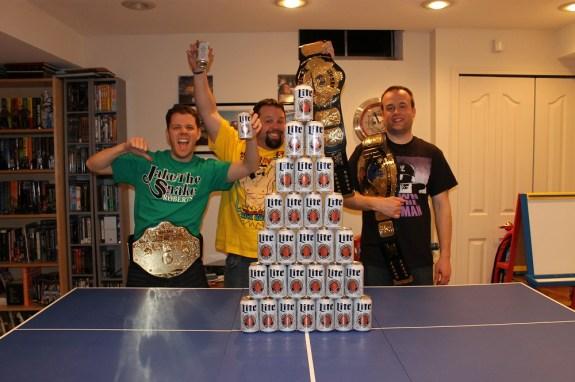 Beeramid 2014 - WrestleMania 30