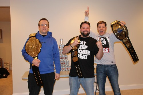 Beeramid 2015 - WrestleMania 31