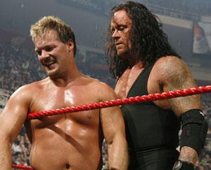 Chris Jericho & The Undertaker