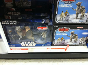 Exclusive Star Wars Action Figures