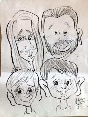 Cartoon Versions Of Us