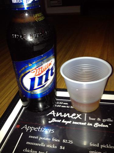 The Annex Bar & Grille