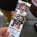 Tailgating At The Barley House For The Browns & Steelers