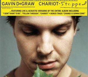 Gavin DeGraw - Chariot Stripped (2004)