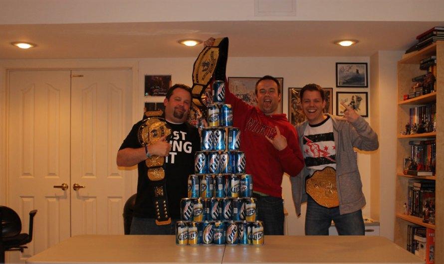 The 2013 Beeramid – WrestleMania 29