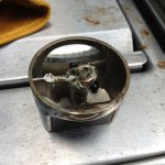 Melted Control Knob