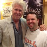Meeting Barry Bostwick – The Good Guys Always Win