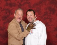 Robert Englund & Chewie