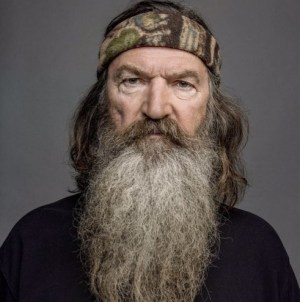 Phil Robertston From Duck Dynasty