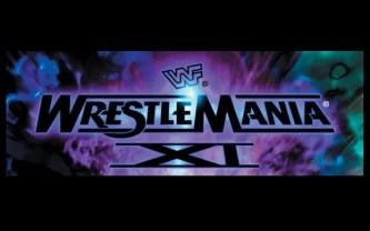 WrestleMania 11 Logo