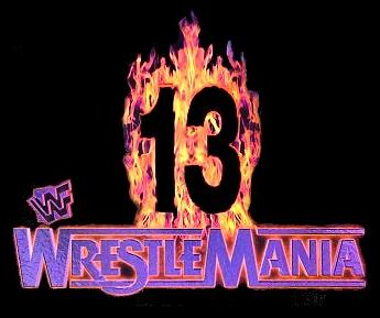 WrestleMania 13 Logo