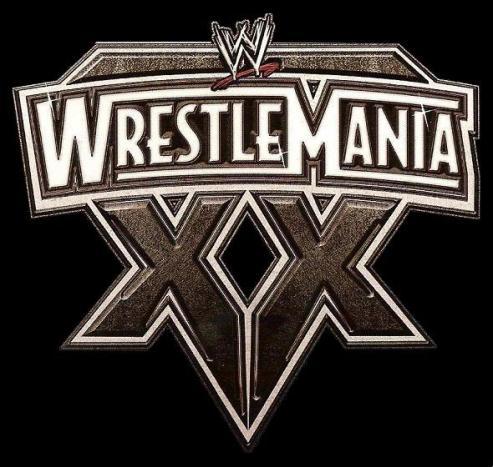 WrestleMania 20 Logo
